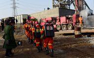 Çin'de altın madeninde patlama, Şiçıng