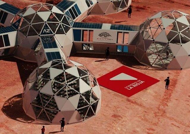 Arjantin'in Mars projesi