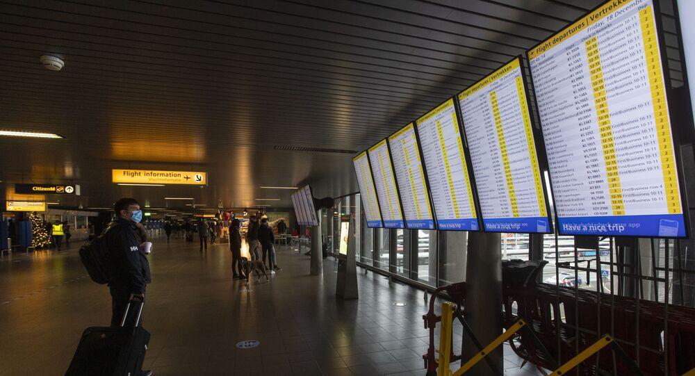 Schiphol Havalimanı