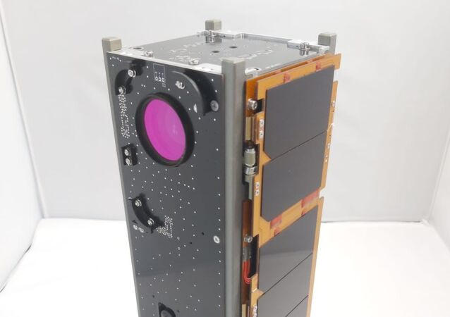 ASELSAT 3U Küp Uydusu