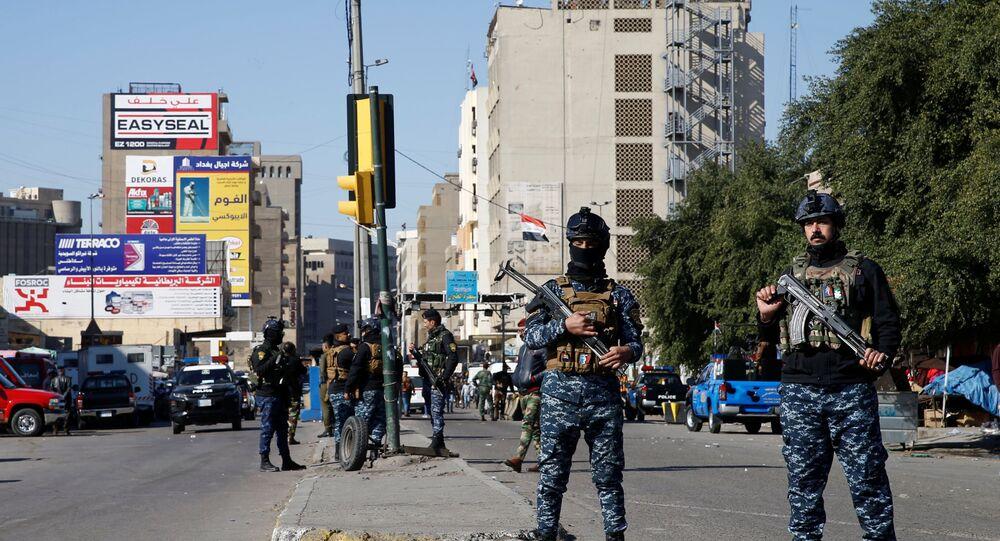 Bağdat saldırısı
