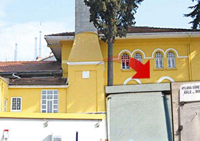 İstanbulÜsküdar'da bulunan KısıklıAbdullahağa Camisi