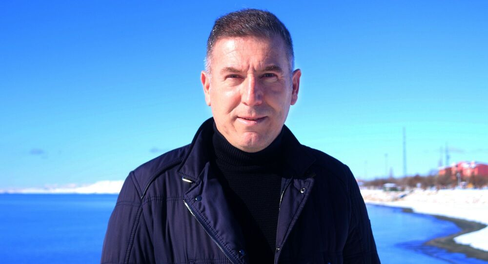Prof. Dr. Faruk Alaeddinoğlu