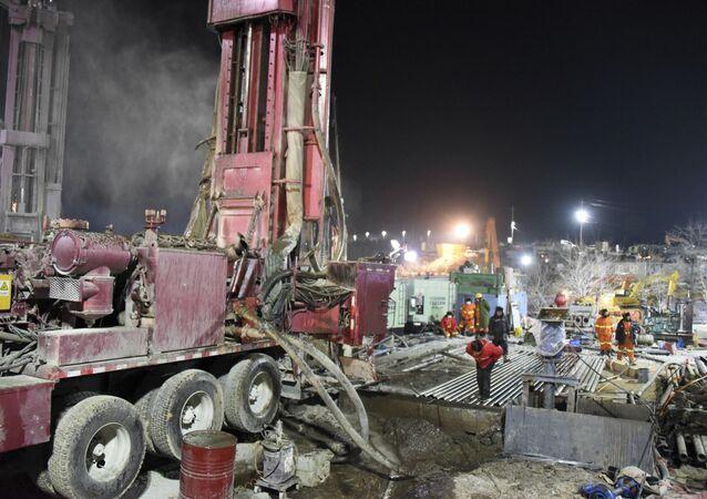 Çin'de maden patlaması