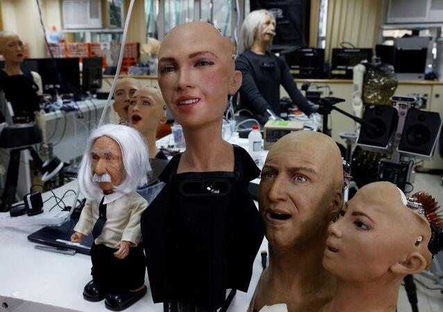 Hanson Robot