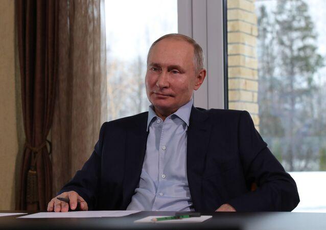Putin-Rusya Öğrenciler Günü