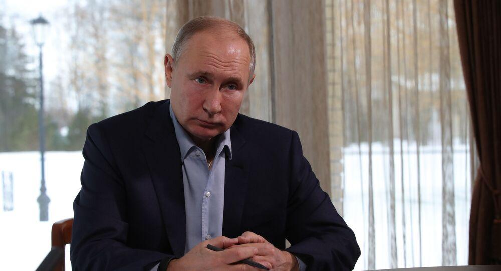 Putin, Rusya Öğrenciler Günü