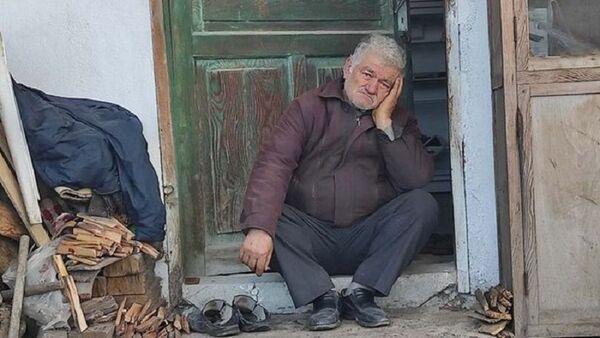 Eşinden miras kalan tarlanın parasıyla evlenmek isterken dolandırılan Ali Güven - Sputnik Türkiye