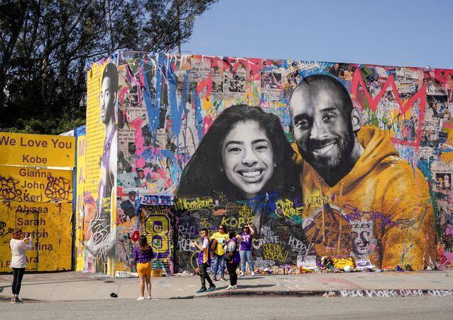 Amerikan Basketbol Ligi'nde (NBA) 20 yıl boyunca giydiği Los Angeles Lakers formasıyla sayısız başarı ve rekora imza atan Kobe Bryant'ın, ölümünün üstünden bir yıl geçti.