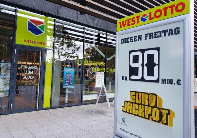 Almanya'da 94.8 milyon euro'luk büyük ikramiye