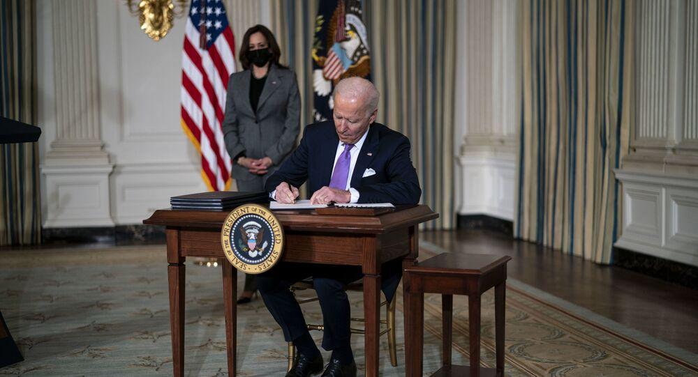 Biden, ırksal eşitlik temalı 4 kararnameyi imzaladı