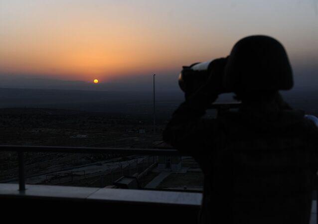 Suriye - Türkiye - sınır