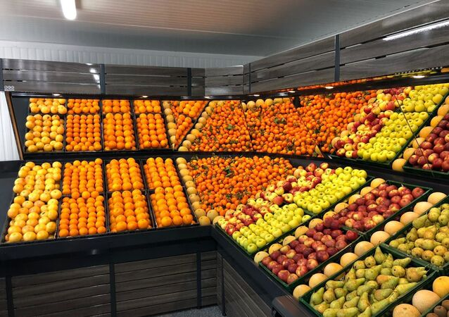 manav, meyve, market