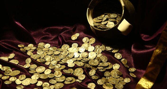 Kütahya'da bulunan 651 gümüş sikke Anadolu Medeniyetleri Müzesi'nde sergilenmeye başlandı