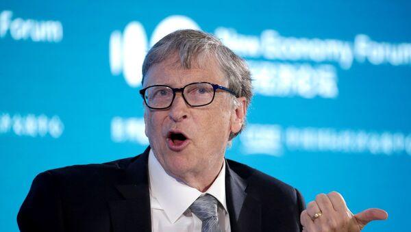 Bill Gates - Sputnik Türkiye