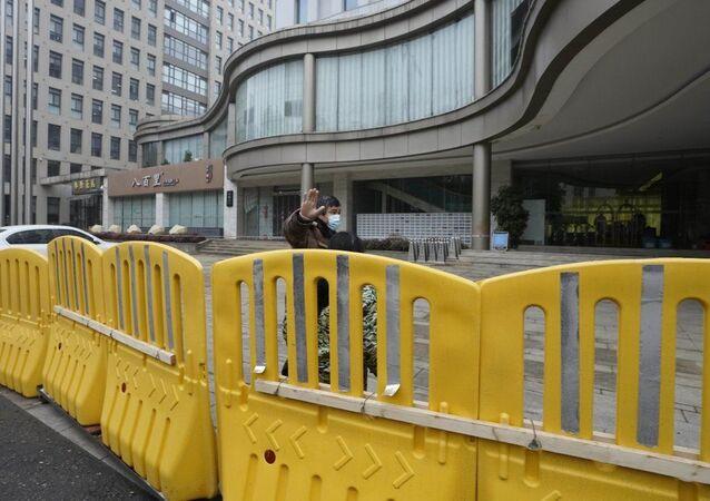 Vuhan'da bulunan DSÖ ekibinin karantina süreci sona erdi