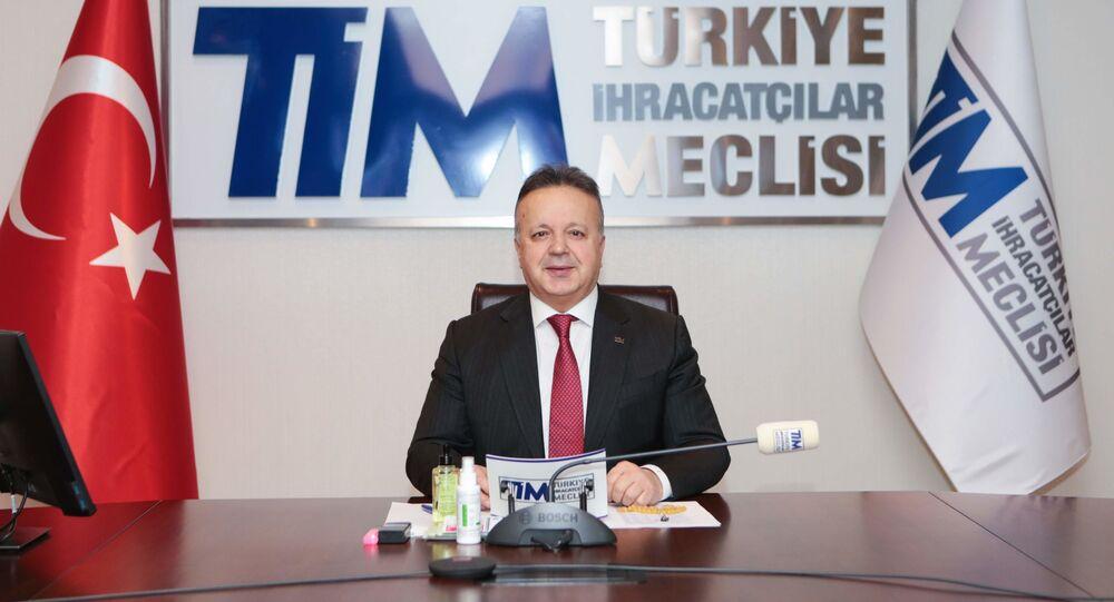Türkiye İhracatçılar Meclisi Başkanı İsmail Gülle