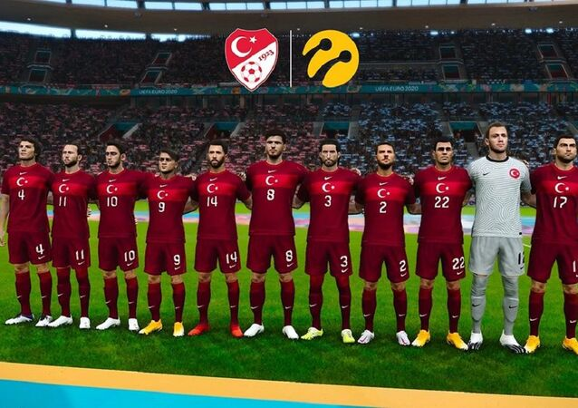 Turkcell sponsorluğunda e-Futbol Milli Takımı