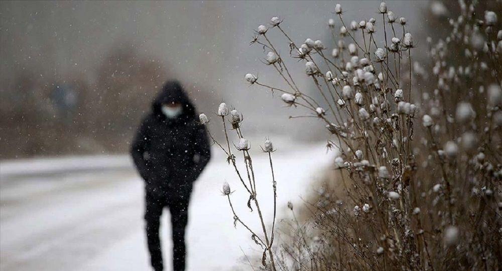 Kar yağışı, karlı hava,