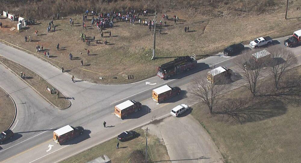 ABD'nin Georgia eyaletinde bulunan bir atık tesisinde meydana gelen kimyasal sızıntı sonucu 6 kişinin hayatını kaybetti.