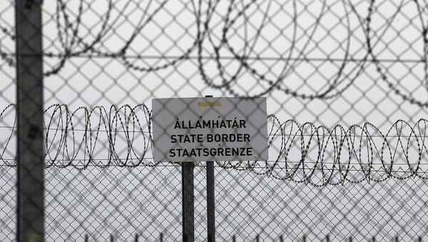 Frontex - Macaristan - sınır - Sputnik Türkiye