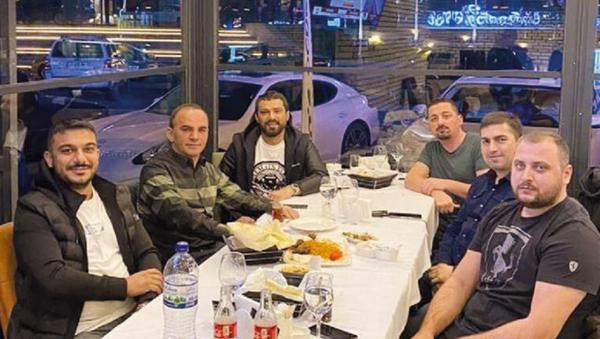 Galip Öztürk - Derkan Başer - Sputnik Türkiye