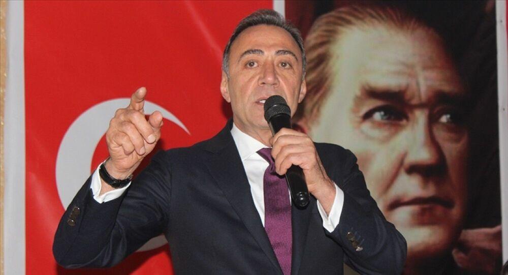 eski CHP Milletvekili Berhan Şimşek