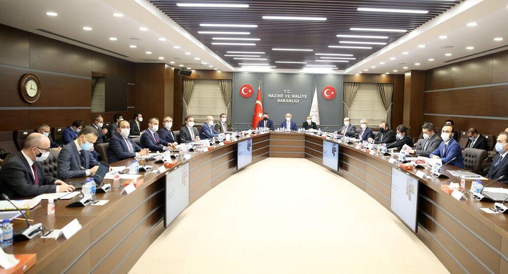 Hazine Maliye Bakanlığı - Gıda ve Tarımsal Ürün Piyasaları İzleme ve Değerlendirme Komitesi