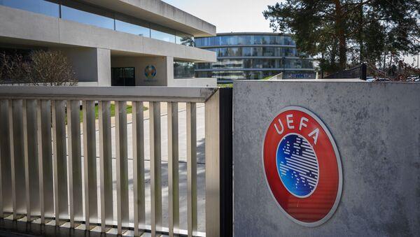 UEFA - Sputnik Türkiye