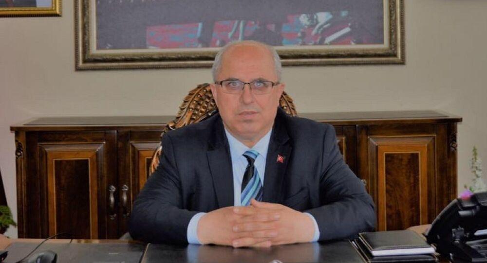 Yayladağı İlçe Belediye Başkanı Mustafa Sayın