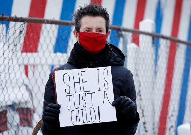 Rochester'da 9 yaşındaki kıza biber gazı sıkılması