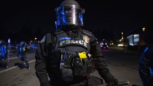 ABD polisi - Sputnik Türkiye