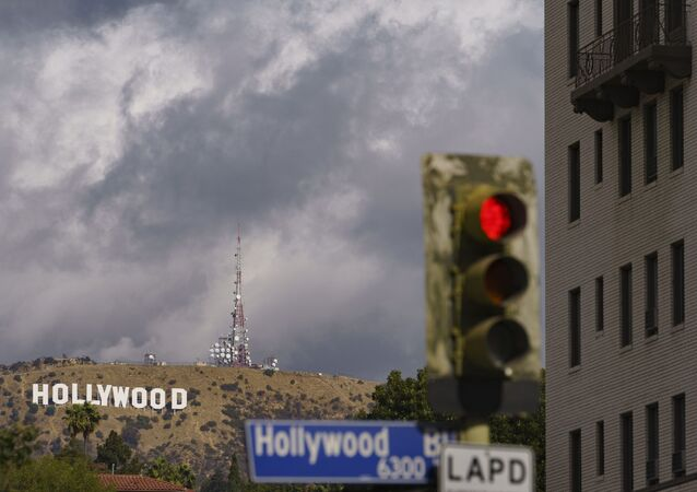 Hollywood yazısı