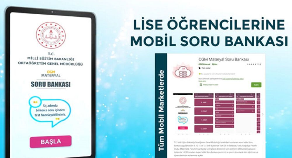 Mobil Soru Bankası uygulaması