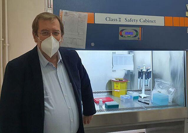 Bilim Kurulu üyesi Prof. Dr. Kenan Midilli