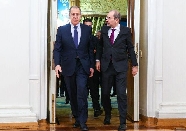 Sergey Lavrov- Eymen Safedi