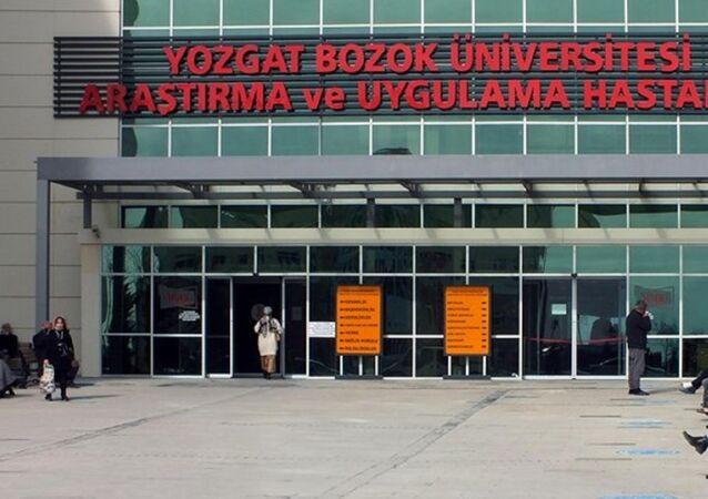 Yozgat Bozok Üniversitesi Tıp Fakültesi Araştırma ve Uygulama Hastanesi