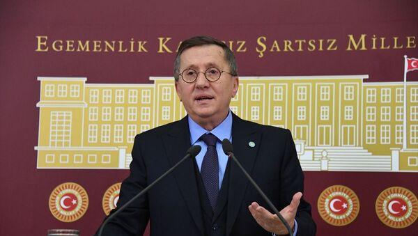 İYİ Parti Grup Başkanvekili Lütfü Türkkan - Sputnik Türkiye