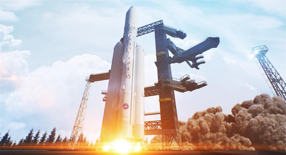 Angara A-5 ağır taşıyıcı roketi
