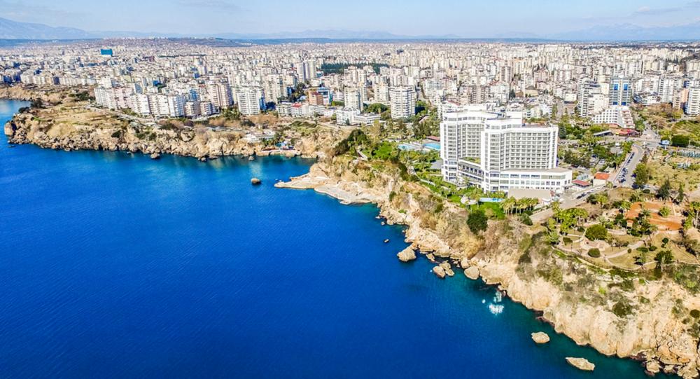 Antalya, konut, ev