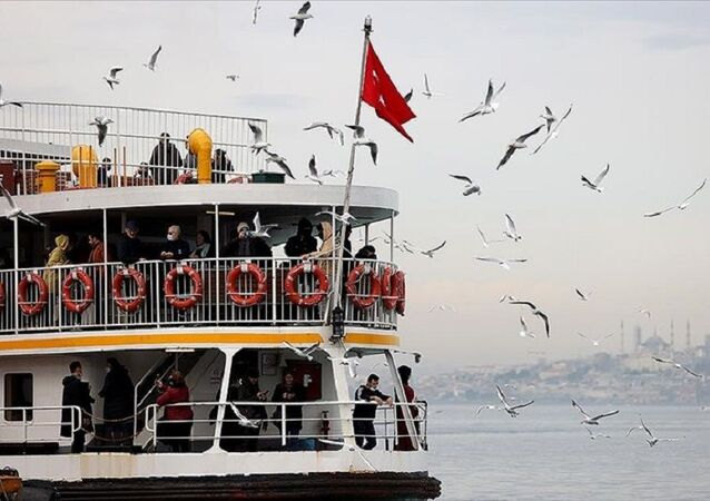 İstanbul, vapur
