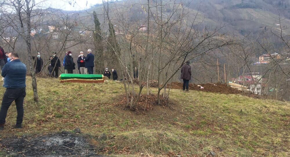 Almanya'dan gelen karışan cenazeler