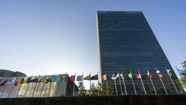 BM Genel Merkezi - Sputnik Türkiye