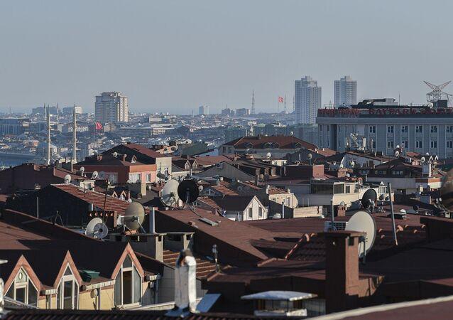İstanbul - binalar
