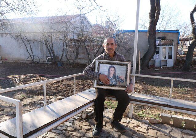 Ankara'da evinde ölü bulunan Aleyna Çakır olarak bilinen Sema Esen'in babası Mehmet Esen