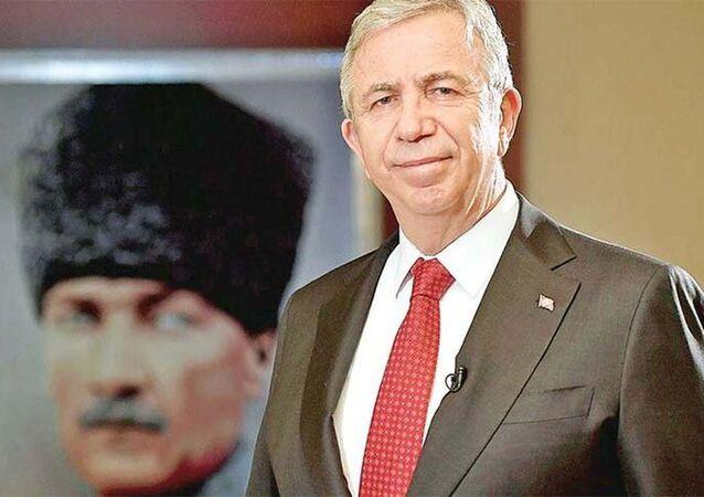 Ankara Büyükşehir Belediye Başkanı Mansur Yavaş