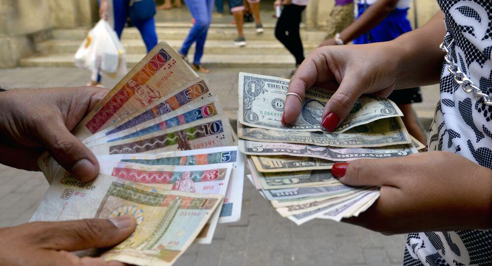 Küba- Ekonomi- Dolar