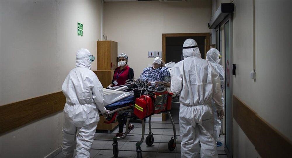 hastane - koronavirüs -