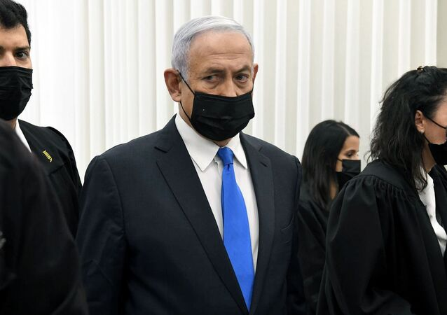 İsrail Başbakanı Netanyahu yeniden hakim karşısında.
