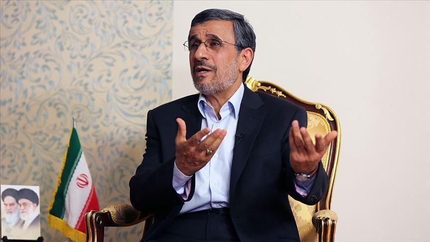 Eski İran Cumhurbaşkanı Ahmedinejad: Toplumdaki memnuniyetsizlik hiç olmadığı kadar fazla.